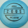Zeus - Paul McBeth - black - 173-175g - 176-5g - pretty-domey - pretty-stiff
