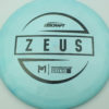 Zeus - Paul McBeth - black - 173-175g - 176-2g - pretty-domey - somewhat-stiff