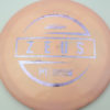 Zeus - Paul McBeth - light-purple-cross-lines - 173-175g - 175-7g - pretty-domey - pretty-stiff