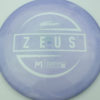 Zeus - Paul McBeth - white - 173-175g - 177-1g - pretty-domey - somewhat-stiff