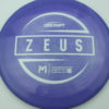 Zeus - Paul McBeth - white - 173-175g - 178-2g - pretty-domey - pretty-stiff