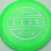 Zeus - Paul McBeth - white - 173-175g - 177-1g - super-domey - somewhat-stiff
