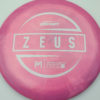 Zeus - Paul McBeth - white - 173-175g - 176-1g - pretty-domey - pretty-stiff