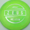 Zeus - Paul McBeth - silver-diamond-plate - 173-175g - 176-7g - super-domey - pretty-stiff