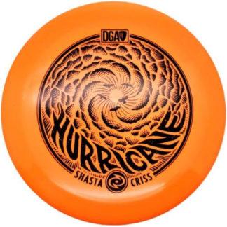 Shasta Hurricane 2020 - Orange with Black stamp